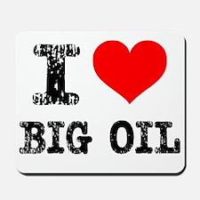 Pro Big Oil Mousepad