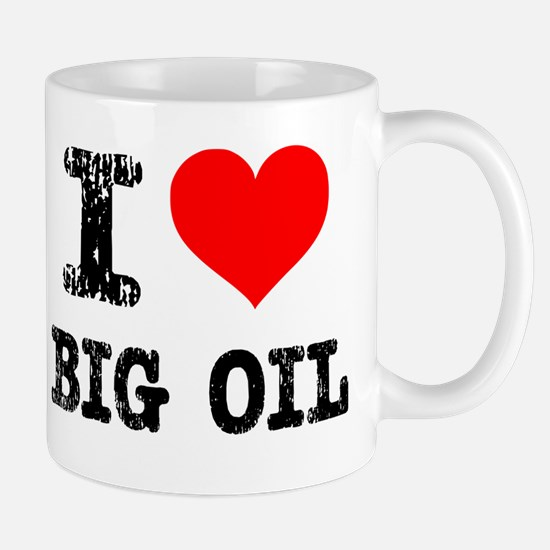 Pro Big Oil Mug