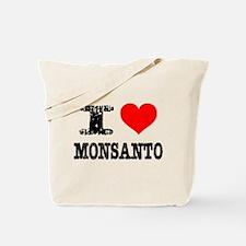 Pro Monsanto Tote Bag