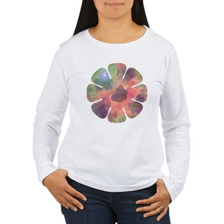 May Flowers Women's Long Sleeve T-Shirt