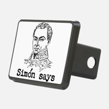 Simon Bolivar Hitch Cover