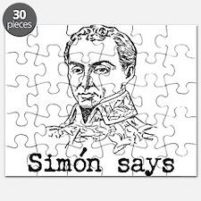 Simon Bolivar Puzzle