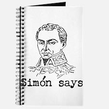 Simon Bolivar Journal