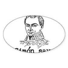 Simon Bolivar Decal