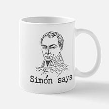 Simon Bolivar Mug