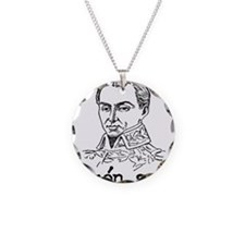 Simon Bolivar Necklace