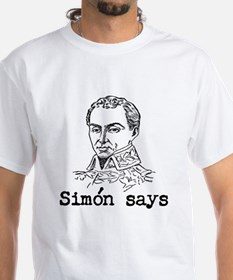 Simon Bolivar Shirt