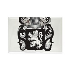 Lewis Coat of Arms - Family Crest Rectangle Magnet