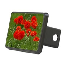 Poppies Hitch Cover