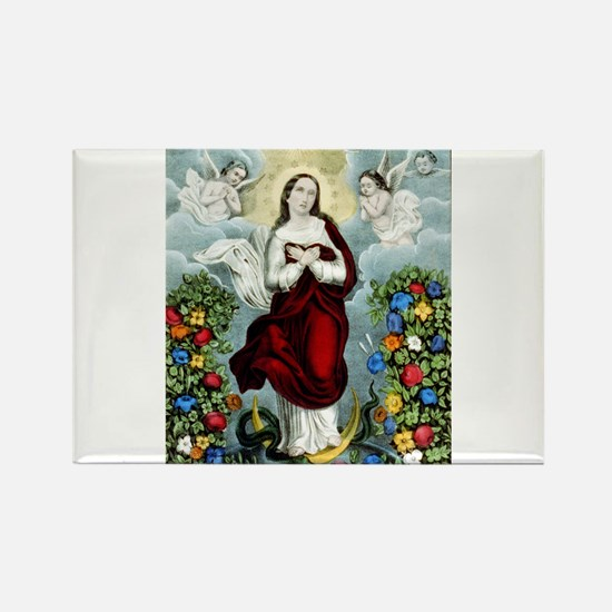 Immaculée conception - 1856 Magnets