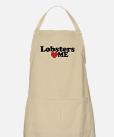 Lobsters Love Me Apron
