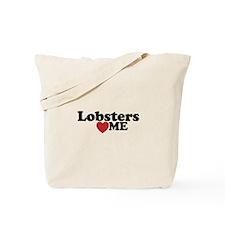 Lobsters Love Me Tote Bag