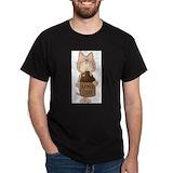Cat halloween Dark T-Shirt