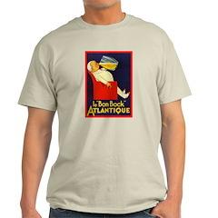 Atlantique Ash Grey T-Shirt