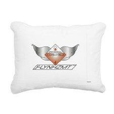 Spontaneously Combustibl Rectangular Canvas Pillow
