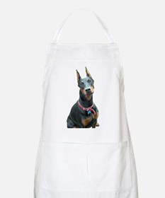 A face to die for BBQ Apron