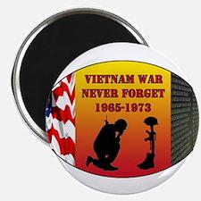"Vietnam War Memorial 2.25"" Magnet (10 pack)"