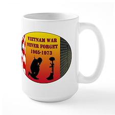 Vietnam War Memorial Mug