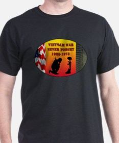 Vietnam War Memorial T-Shirt