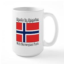 Norwegian Parts Mug