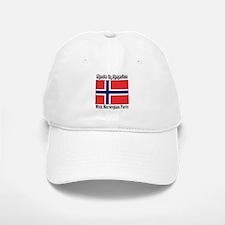 Norwegian Parts Baseball Baseball Cap