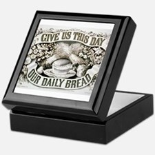Give us this day our daily bread - 1872 Keepsake B