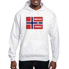 Norwegian by Marriage Hoodie