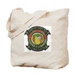 Cubi Point Jungle Patrol Tote Bag