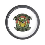 Cubi Point Jungle Patrol Wall Clock