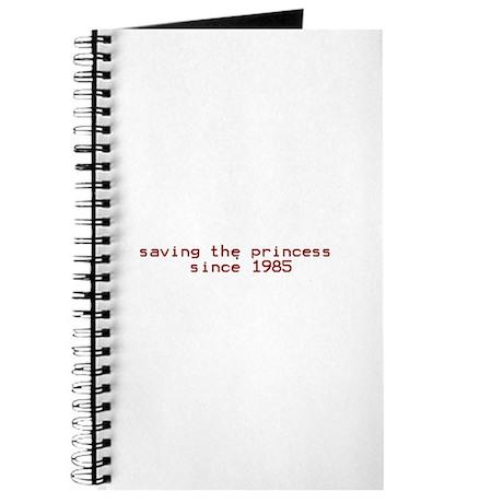 saving the princess since 198 Journal