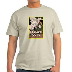 Narcoti-Cure Ash Grey T-Shirt