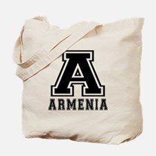 Armenia Designs Tote Bag