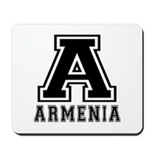 Armenia Designs Mousepad