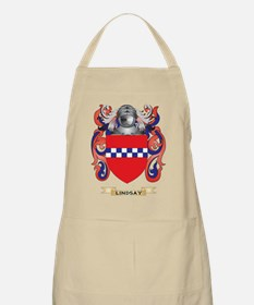 Lindsay Coat of Arms - Family Crest Apron
