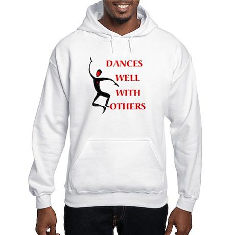 DANCES WELL Hooded Sweatshirt