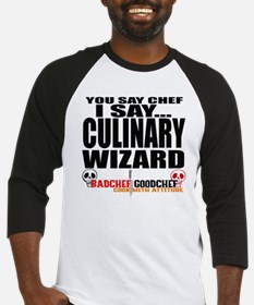 I am a Culinary Wizard Baseball Jersey