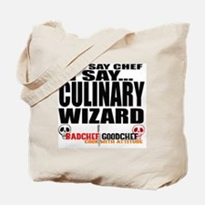 I am a Culinary Wizard Tote Bag