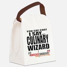 I am a Culinary Wizard Canvas Lunch Bag