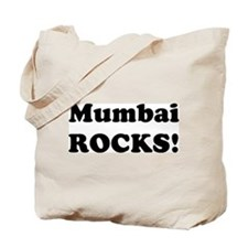 Mumbai Rocks! Tote Bag