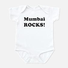 Mumbai Rocks! Infant Bodysuit