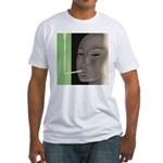 SATO Cigarettes Fitted T-Shirt