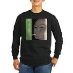 SATO Cigarettes Long Sleeve Dark T-Shirt