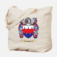 Linka Coat of Arms - Family Crest Tote Bag