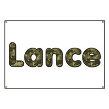 Lance Army Banner
