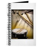 Drums Journals & Spiral Notebooks