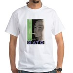 SATO Cigarettes White T-Shirt