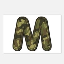 M Army Postcards 8 Pack