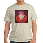 Smoking Clown: Jean D'ylen, 1 Ash Grey T-Shirt