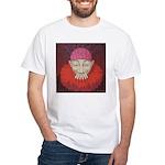 Smoking Clown: Jean D'ylen, 1 White T-Shirt