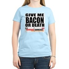 Give Me Bacon or Death T-Shirt